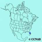 Florida Scrub-Jay Range Map